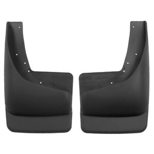 57211 Husky Liners Mud Flaps Set Of 2 Rear Driver Passenger Side New Pair