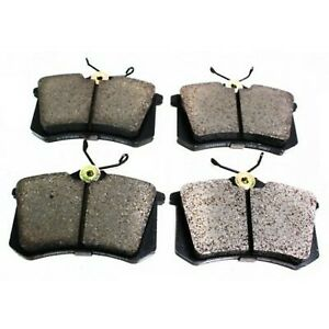 105 03400 Centric 2 wheel Set Brake Pad Sets Rear New For Vw Volkswagen Beetle