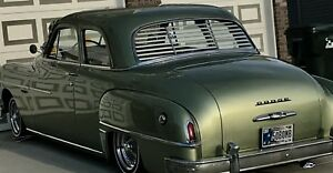 1949 1950 1951 1952 Dodge Plymouth Chrysler Venetian Blinds sale