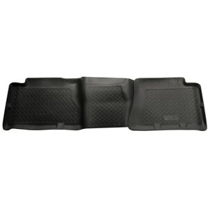61461 Husky Liners Floor Mats New Black For Chevy Chevrolet Silverado 2500 Hd