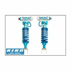 King Shock 25001 209a Front 2 5 Remote Reservoir Coilover For Ram 1500 4wd 19