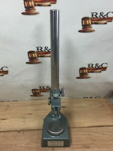 Nice Mitutoyo Indicator Stand Comparator 17 Oal