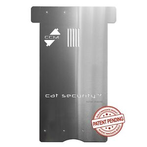 Cat Security 16 21 Prius Catalytic Converter Cat Shield Protection Defender
