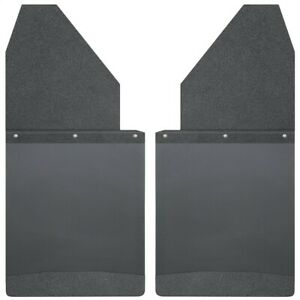 17112 Husky Liners Set Of 2 Mud Flaps Front Or Rear Driver Passenger Side Pair