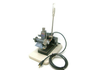 Howard Imprinting Co Personalizer 150 Hot Foil Stamping Machine