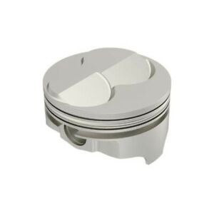 Icon Ic732 040 Chevy 350 Vortec Forged Pistons 163 Dome 6 0 Rod