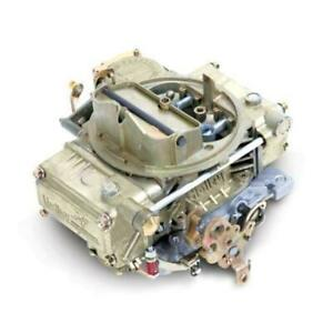Holley 0 1850c 4160 Street 600 Cfm 4 Barrel Carburetor Manual Choke