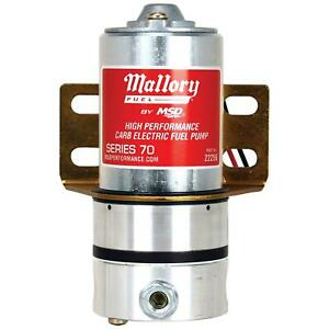 Mallory 22256 Model 70 Fuel Pump