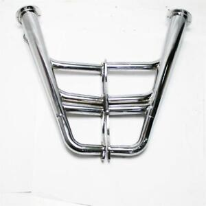 Garage Sale Small Block Chevy Lake Style Headers Chrome