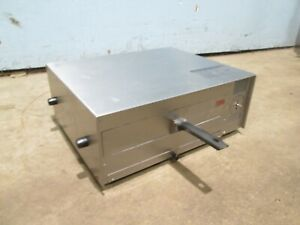 fusion 507 H d Commercial nsf Counter top 120v 1450w 1 Electric Pizza Oven