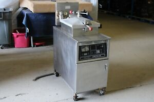 Henny Penny 500 Electric Pressure Fryer W Filter Computron 7000