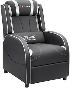 Devoko Gaming Recliner Chair Pu Leather
