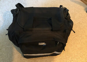 Quality! Chase Harper USA Tail Trunk Motorcycle ATV Bag Hi-Visibility - USED