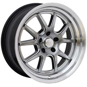 Rocket Racing Wheels Ttr16 886145 Attack Wheel 18x8 5 On 4 75