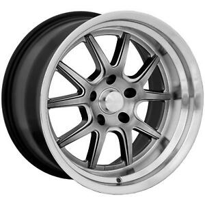 Rocket Racing Wheels Ttr16 817350 Attack Wheel 18x10 5 On 5