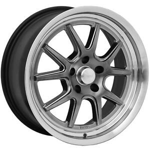 Rocket Racing Wheels Ttr16 886155 Attack Wheel 18x8 5 On 4 75
