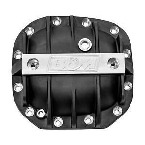 B m 41296 Cast Aluminum Differential Cover For Ford Super 8 8