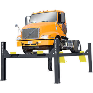 Bendpak 5175178 Four post Vehicle Lift 40 000 Lbs Extended