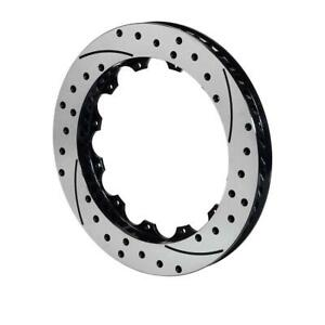 Wilwood 160 13543 bk Srp Drilled Performance Rotor 12 88 X 1 10