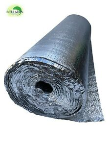 Smartshield 5mm Perforated 48 x50ft Reflective Insulation Roll Radiant Barrier