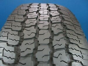 Used Goodyear Wrangler All Terrain Kevlar 275 55 20 9 32 Tread No Patch 1069f