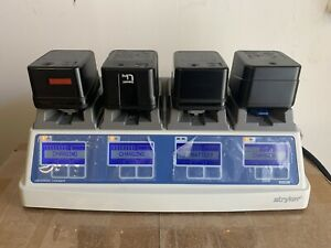 Stryker 7110 120 000 Universal Battery Charger no Batteries 30 Day Warranty