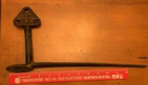 Rare Original 1908 27 Ford Model T Tail Light And License Plate Bracket T7506
