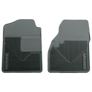51032 Husky Liners Floor Mats Front New Gray For Chevy Avalanche Suburban Yukon