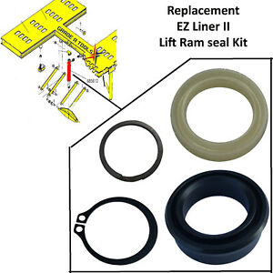 Replacement Lift Ram Seal For Chief Ez Liner Ii Frame Machine