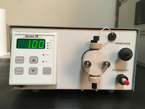 Hplc Pump Ssi 310pft01 Series Iii Chrom Tech P 2010b iso 2000 Excellent