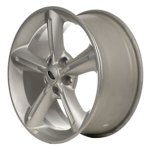03834 Refinished Ford Mustang 2010 2012 18 Inch Wheel Rim Oe