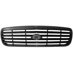Fo1200379 New Grille Fits 1999 2000 Ford Crown Victoria