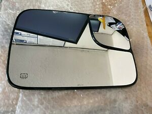 Dodge Ram Power Tow Mirror Heated Passenger Side Glass Oem 05161010aa 001
