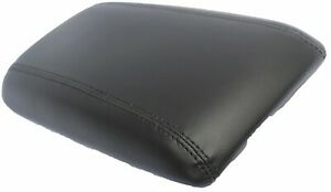 Fits 04 06 Pontiac Gto Real Leather Center Console Lid Armrest Cover Black