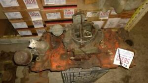 1958 Chevrolet Intake Manifold 8 348 With Core Carburator 24297