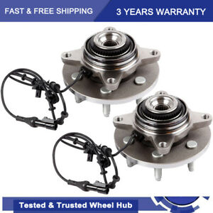 For 2003 2004 2005 2006 Ford Expedition Navigator 4wd Front Wheel Bearing
