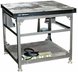 Newport 36 X 36 X 2 5 Optical Breadboard Laser Platform Square Table Assembly
