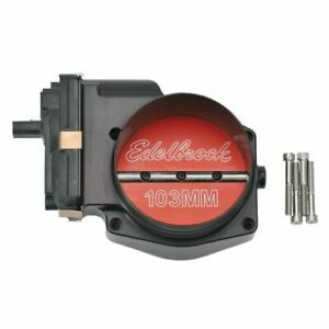 Edel Cylhead 38988 Throttle Body For 2015 17 Ford Mustang Gt 5 0l 103mm Analog
