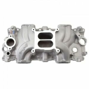 Edel Cylhead 7158 Performer For Bb Chevy W Engine Small Port Intake Manifold