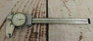 Brown And Sharpe 599 579 4 Stainless Steel Dial Caliper