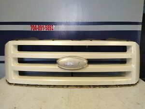 07 14 Ford Expedition Front Upper Grille Grill Oem 2007 2014 Color Pv