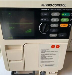 Physio control Lifepak 9p Monitor Defib And Pacemaker