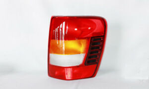 Tail Light Assembly Fits 2002 2004 Jeep Grand Cherokee Tyc
