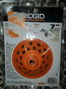 Rigid 7 Diamond Cup Grinding Wheel 24 Segments