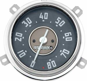 Reproduction 0 80 Mph Speedometer Assembly 1947 1949 Chevy Pickup Truck