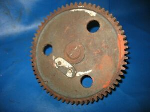 7 Hp Hercules Economy Old Hit Miss Gas Cam Gear
