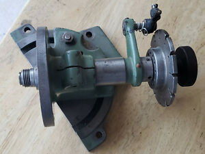 Rare Inclinable Support collet Holding Dividing Unit Sixis 101 Milling Machine