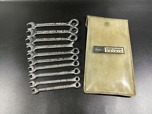 Sears Craftsman Metric Ignition Wrench Set 43443 10 Piece Set 4 To 11 Mm