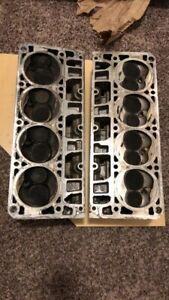 Chevrolet 6 2 Ls3 Cylinder Heads Rectangle Port Pair