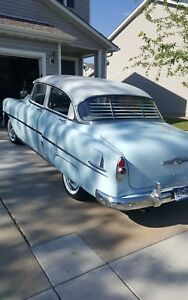 1953 1954 1955 1956 1957 Belair Sedan Chevy Pontiac Venetian Blinds Sale